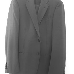 NEW ARMANI COLLEZIONI SUIT BOUGHT IN MILAN , ITALY